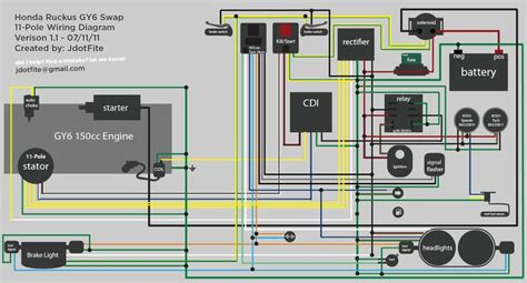 download schwinn s180 wiring diagram at marks web of books and scoot honda scooters honda