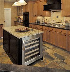 wine cooler in kitchen island kitchen island with wine cooler rta cabinet 1908