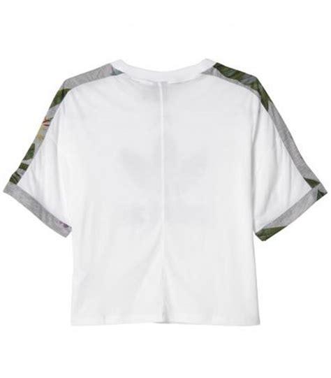 Camiseta Cuff Adidas Training Floral