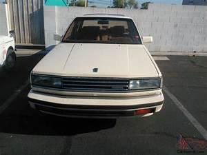 1986 Nissan Maxima Gl Sedan 4