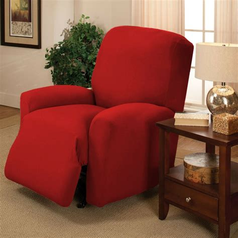 Slipcover For Loveseat Recliner by Jersey Recliner Stretch Slipcover Furniture