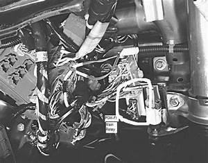 Pgm-fi Main Relay Location - Honda Accord Forum