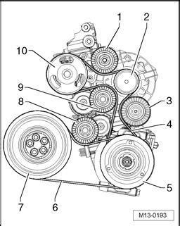 Vw Passat Alternator Diagram by Where Can I Get An Alternator Belt Diagram