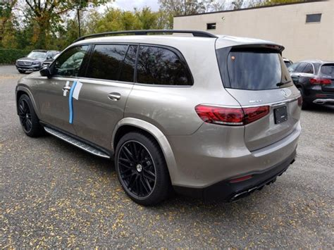 Then browse inventory or schedule a test drive. New 2021 Mercedes-Benz AMG GLS 63 4MATIC SUV | MOJ SILVER 21-304