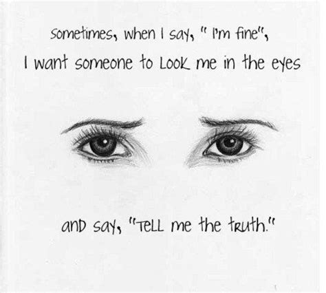 Look Me In The Eyes Quotes Tumblr