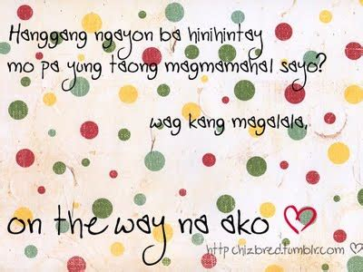 tagalog love quotes   greetingscom