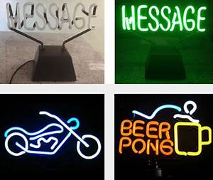 Custom Neon Sculptures EverythingNeon