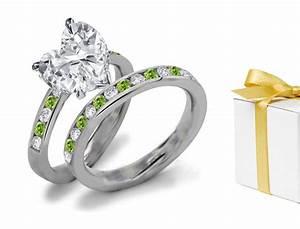 22 gorgeous green wedding ring navokalcom With wedding rings green