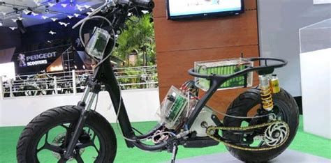 Gesits Electric Image by Its Kembangkan Sepeda Motor Listrik Quot Gesits Quot Indovasi