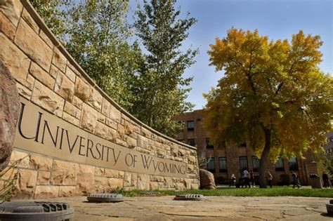 university  wyoming faces    budget crunch
