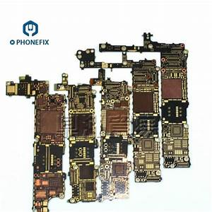 Phonefix Empty Board All Series Logic Motherboard Bare
