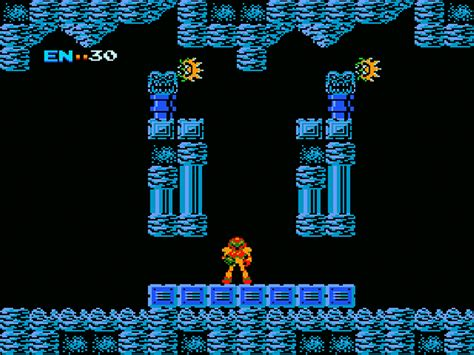 neshq games  metroid