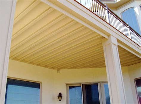 install an underdeck ceiling tribune content agency