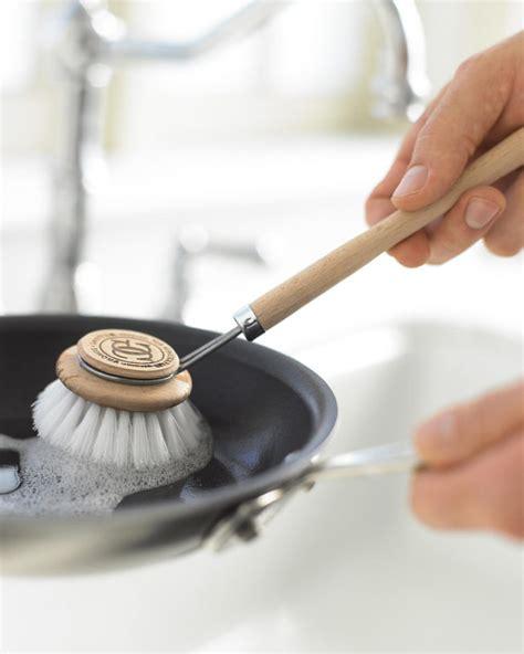 clean  nonstick pan williams sonoma taste