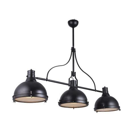 canapé avec coffre suspension lumière lampa style industriel noir avec 3
