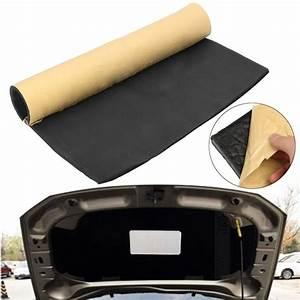 Isolant Acoustique Voiture : neufu 20mm 100x100cm mousse acoustique insonorisation ~ Premium-room.com Idées de Décoration