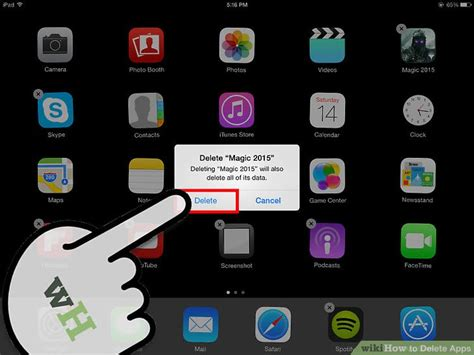 3 ways to delete apps wikihow