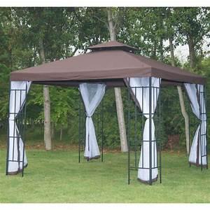 infos sur tente de jardin pergola arts et voyages With tente pour jardin pas cher 6 pergola arts et voyages