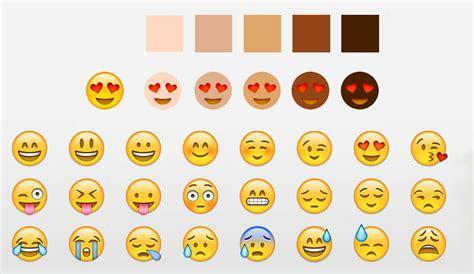 color emoji for android nuevos colores para emojis de whatsapp colombia android