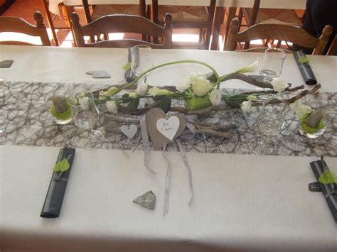 decoration de table en bois myqto