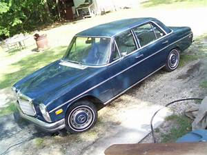 1971 Mercedes Benz 220d 4 Door Needs A Key Easy