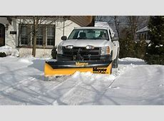 Meyer Snow Plows Signature Equipment