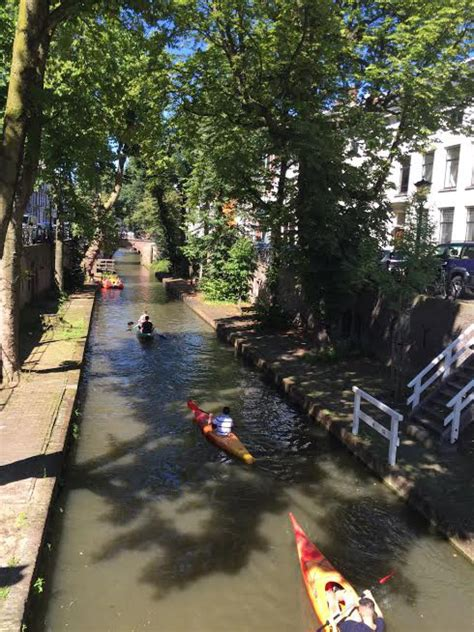 Canoes Utrecht by Things To Do In Utrecht Day Trip From Amsterdam To