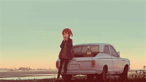 anime car wallpapers hd desktop  mobile backgrounds