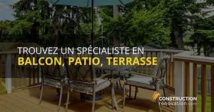 Balcon - Patio Drummondville