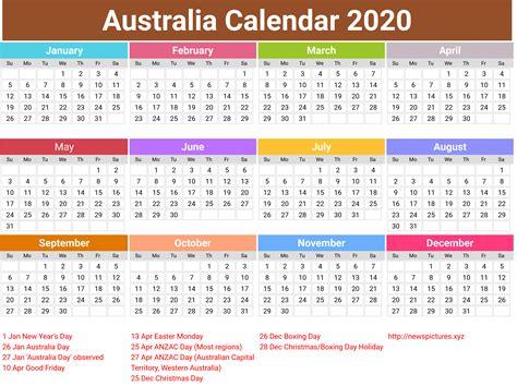annual australia calendar printcalendarxyz