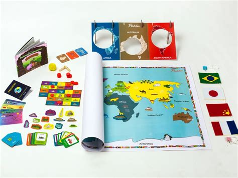 Flintobox, Online Educational Subscription Activity Box
