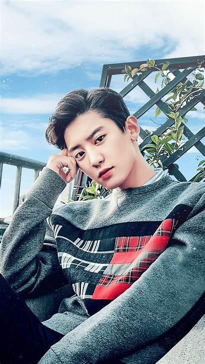 Exo Chanyeol Wallpapers Fan Park Holly Lockscreen