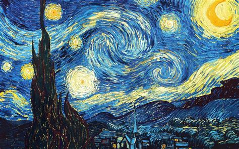 Artificial Intelligence Shows How Vincent Van Gogh Saw The