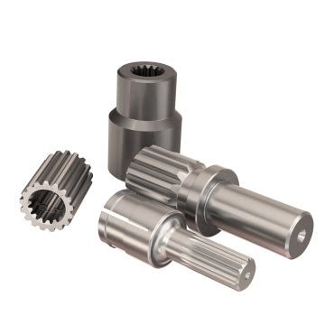 splined adapters hayes manufacturing