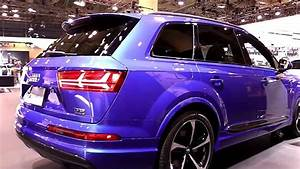 2017 Audi Q7 Special Edition Limited Luxury Features