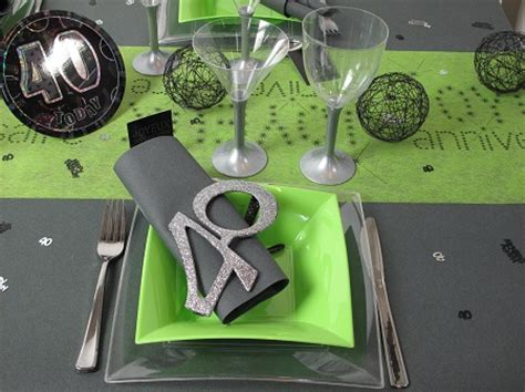 idee decoration table  ans