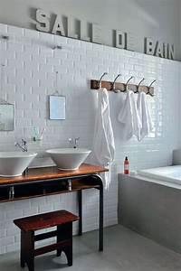 Revetement Mural Salle De Bain : revetement mur salle de bain trendy revetement mural ~ Edinachiropracticcenter.com Idées de Décoration