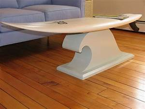 17 best images about surfboard ideas on pinterest surf With surf coffee table
