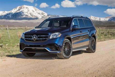 2018 Mercedesbenz Gls 63 Amg  2019 And 2020 New Suv Models