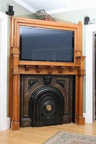 Steampunk Entertainment Center