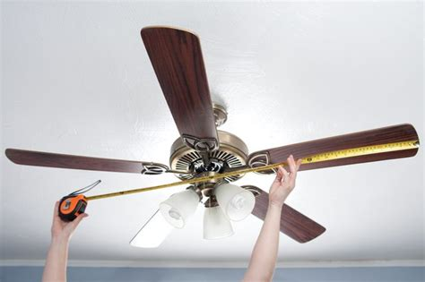 how do you measure a ceiling fan how to measure ceiling fan theteenline org