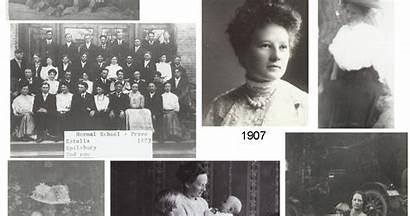 Harris Estella Frankie History