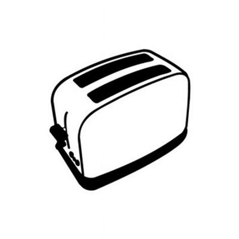 Black And White Toaster by The Toasters Thetoasters