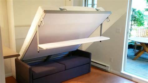 italian murphy bed sofa  floating shelf youtube
