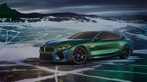Bmw M6 Gran Coupe Hd Picture by 2018 Bmw M8 Gran Coupe Concept Wallpapers Hd Images