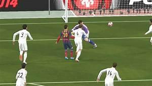 Real Madrid Vs Barcelona FC - Un Partido lleno de Goles en ...  Real