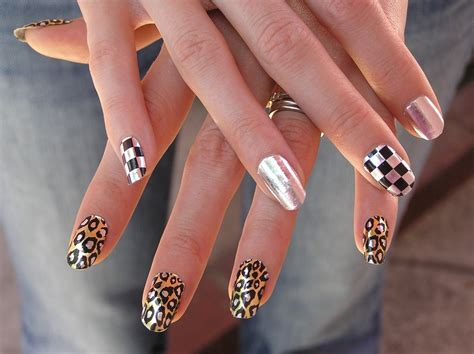 Fashion Designs Nail Polish Art