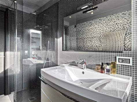 choix du sol et du carrelage pour une salle de bain contemporaine mobilier d 233 coration