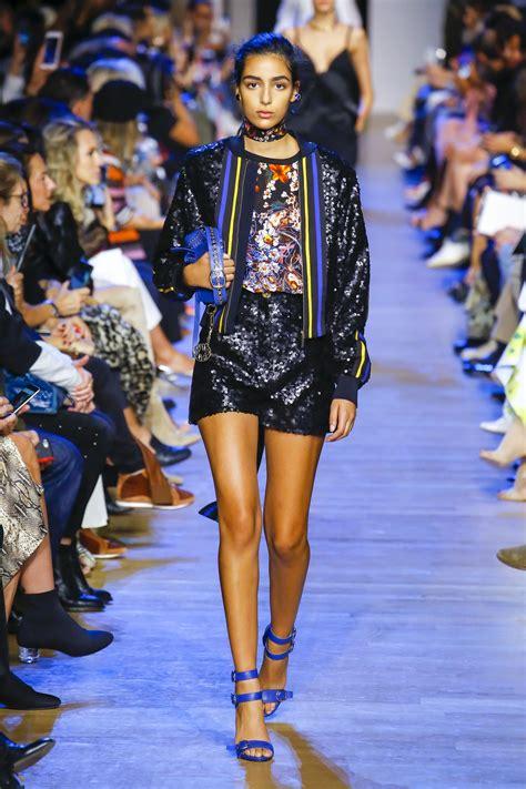 paris fashion week springsummer  elie saab