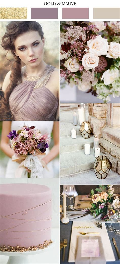 Top 10 Gold Wedding Color Ideas for 2019 Trends Gold